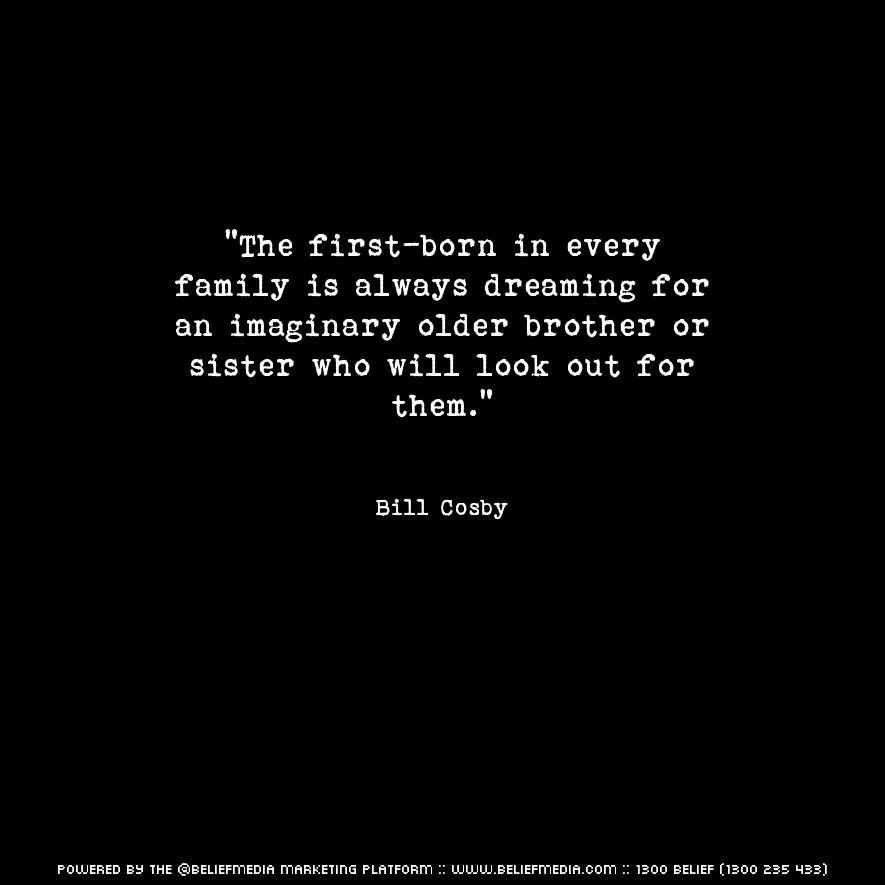 Quote from Bill Cosby about Family