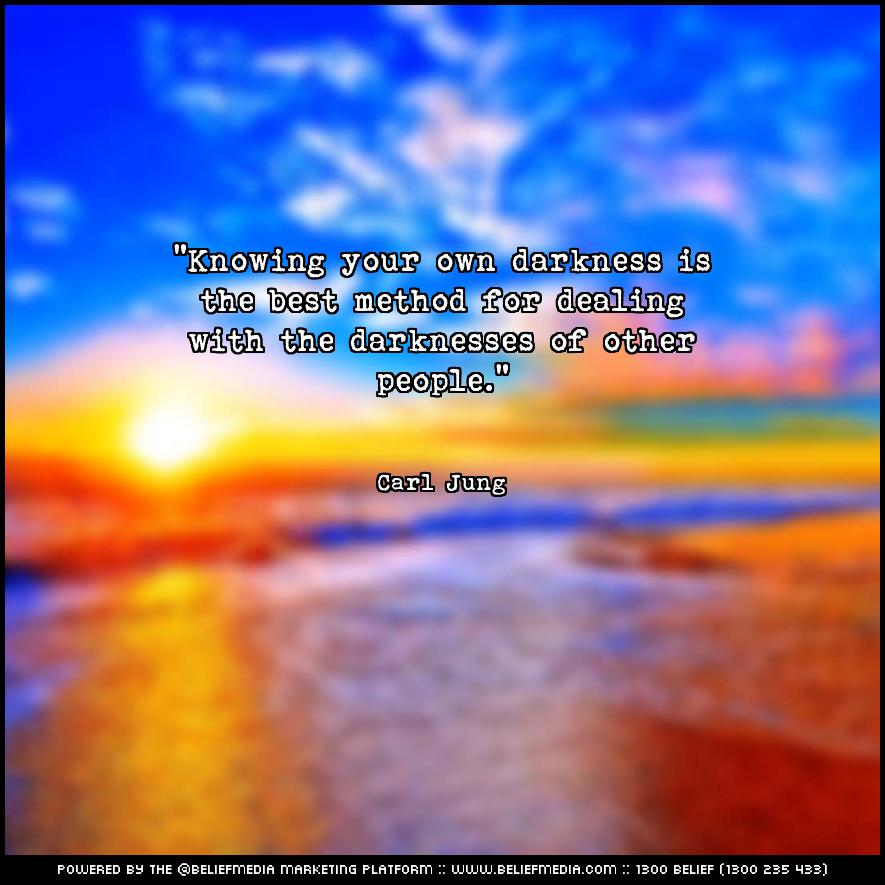 Quote from Carl Jung about Best