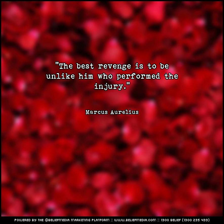 Quote from Marcus Aurelius about Best