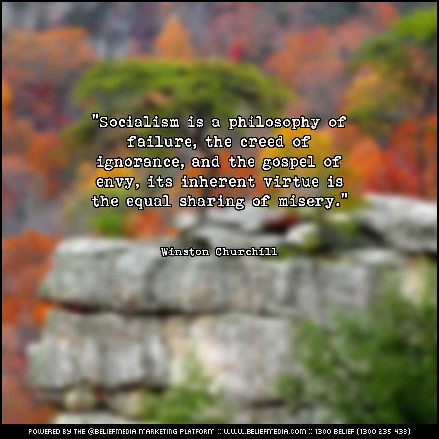 Quote from Winston Churchill about Failure